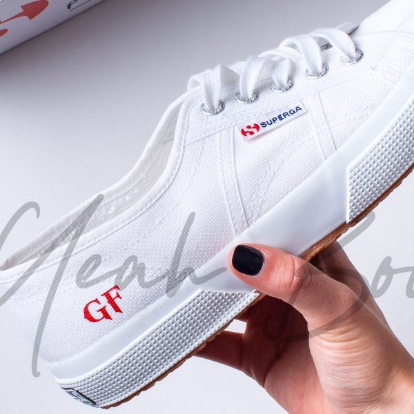 custom superga