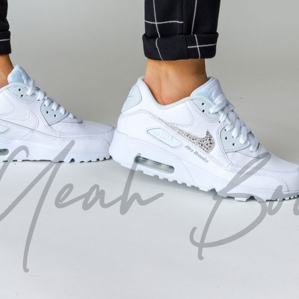 nike bride trainers