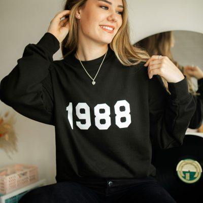 Personalised Year Sweatshirts & T-shirts